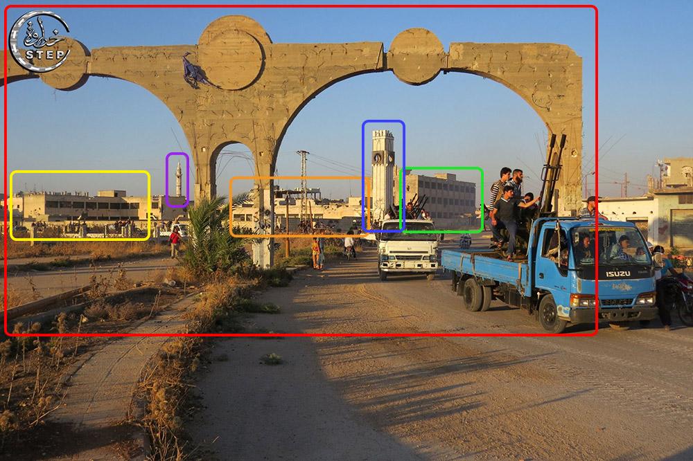 talbiseh-gate