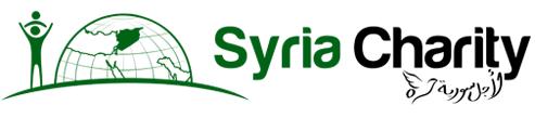 Логотип Syria Charity с официального сайта организации