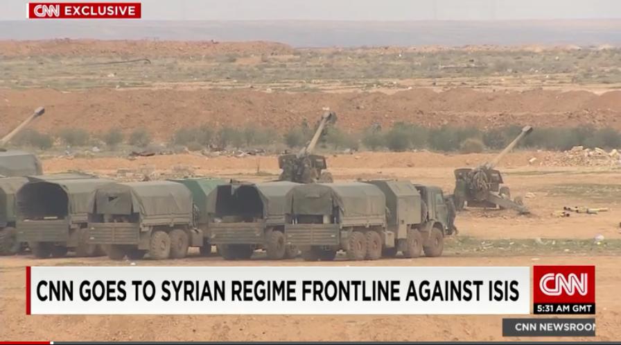 Resultado de imagen de MSTA-B en siria